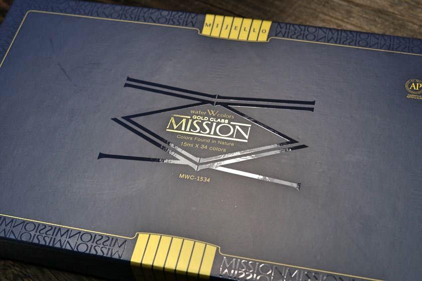 ミジェロ ミッションゴールドクラス 15ml×34色パッケージ