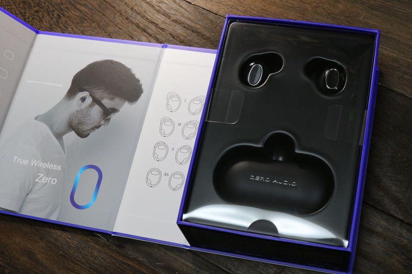 ZERO AUDIO、TWZ-1000の箱開封