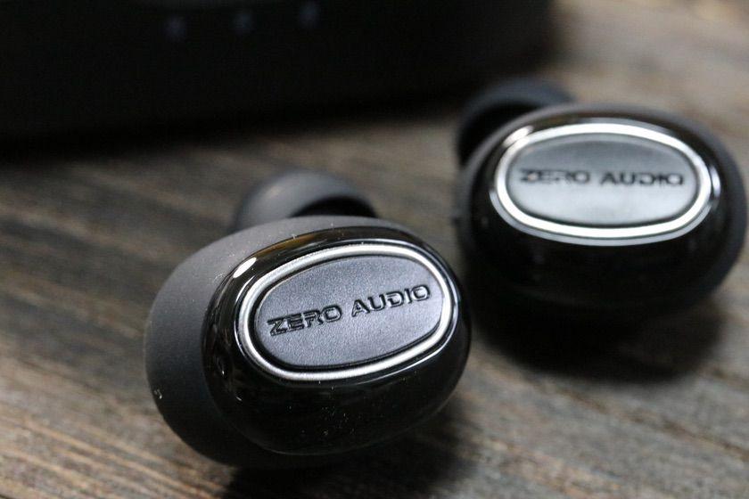 ZERO AUDIO、TWZ-1000イヤホンアップの画像