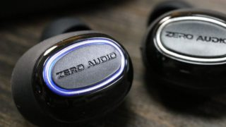 ZERO AUDIO完全ワイヤレスイヤホンTWZ-1000