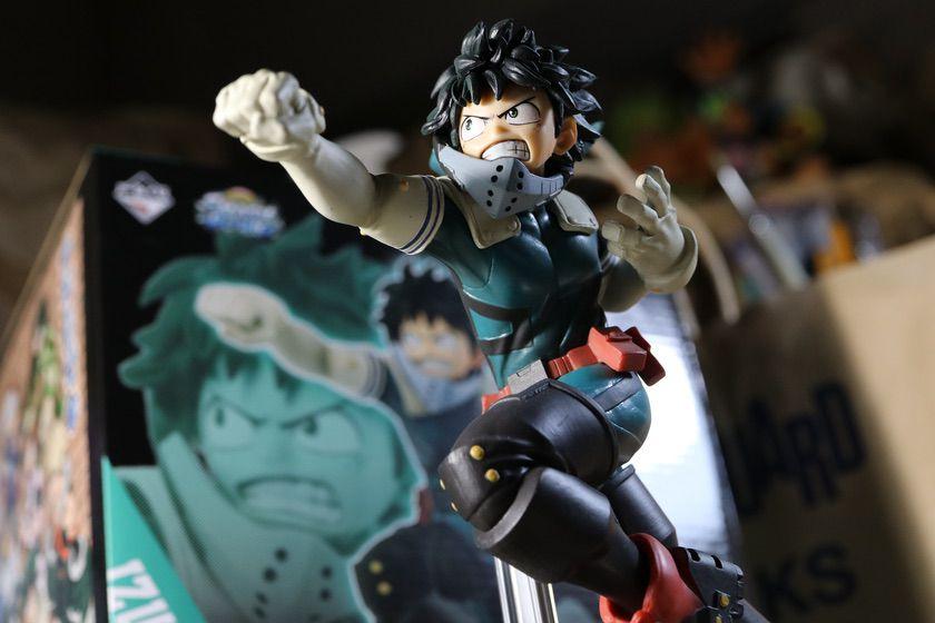 僕のヒーローアカデミア FIGHTING HEROES feat. SMASH RISING A賞 緑谷出久