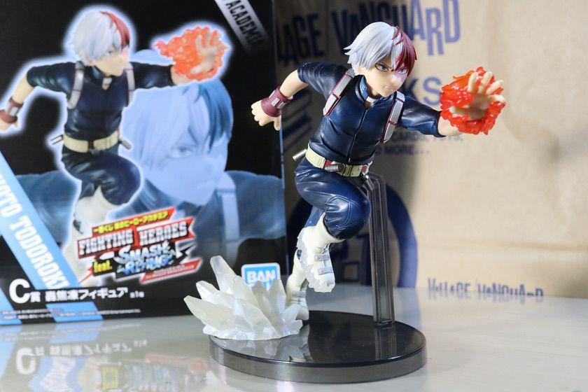 僕のヒーローアカデミア FIGHTING HEROES feat. SMASH RISING C賞 轟焦凍