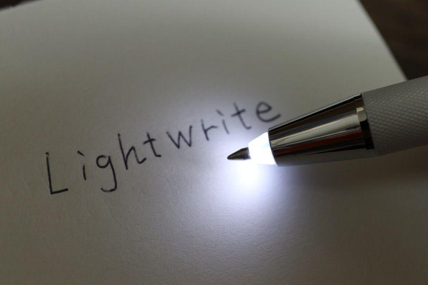 『ライトライト(Lightwrite)』