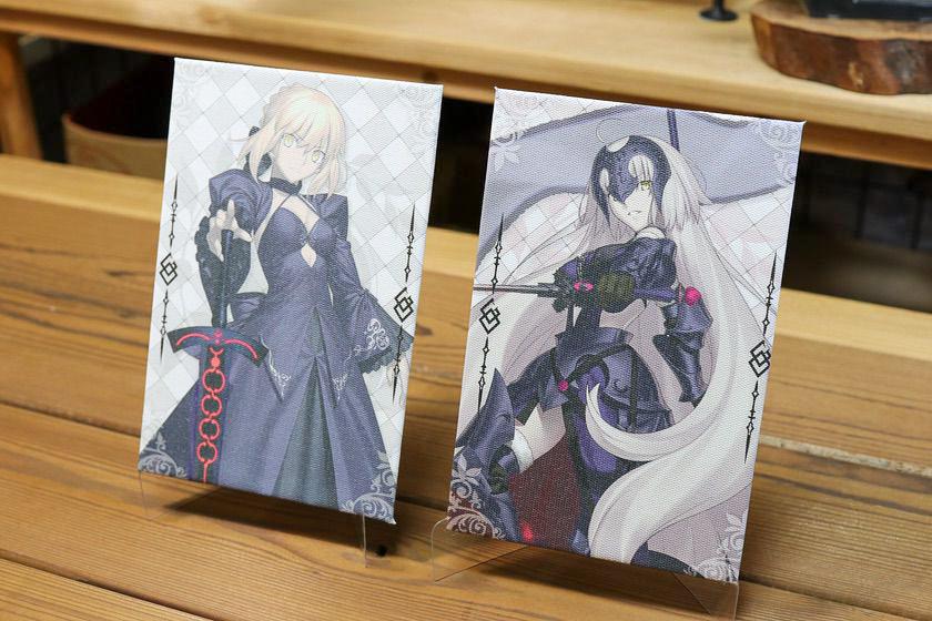 一番くじ『 Fate/Grand Order-武装完了、霊基外骨骼〔オルテナウス〕-』B賞キャンバスボード