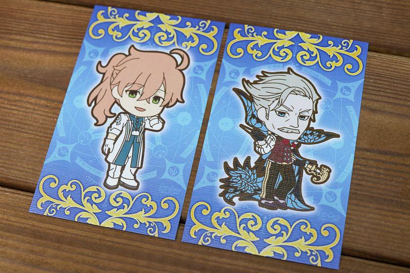 一番くじ『 Fate/Grand Order-武装完了、霊基外骨骼〔オルテナウス〕-』オリジナルカード(ロマニ・モリアーティ)