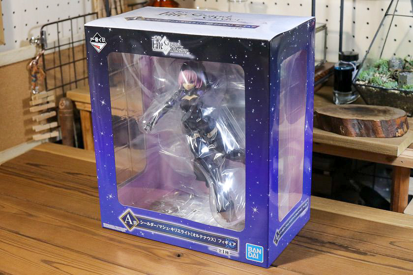 一番くじ『 Fate/Grand Order-武装完了、霊基外骨骼〔オルテナウス〕-』A賞マシュ