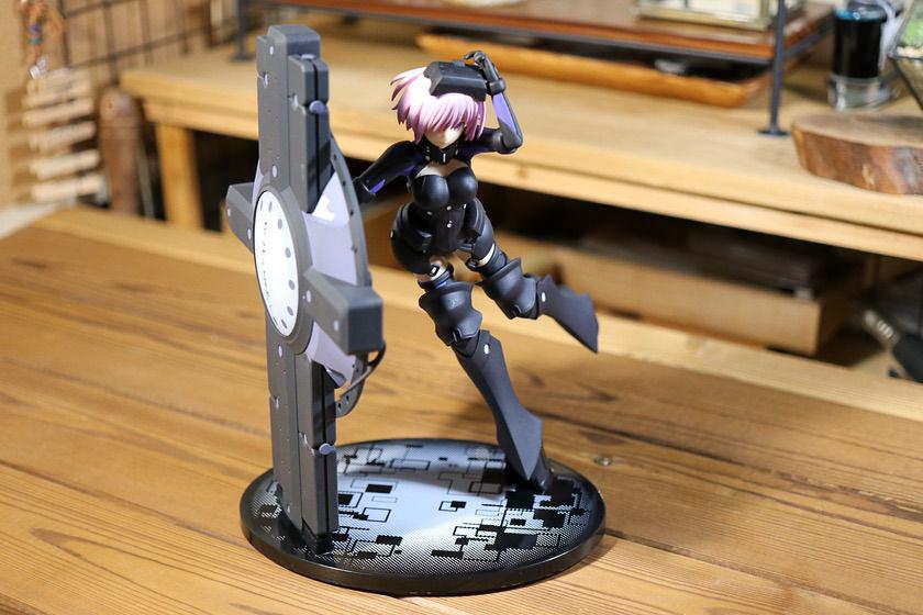 一番くじ『 Fate/Grand Order-武装完了、霊基外骨骼〔オルテナウス〕-』A賞マシュのフィギュア