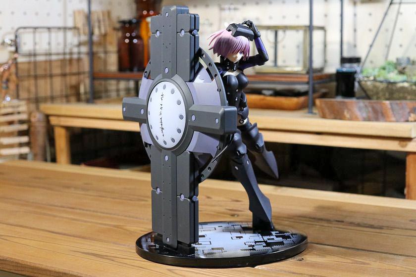 一番くじ『 Fate/Grand Order-武装完了、霊基外骨骼〔オルテナウス〕-』A賞マシュ前