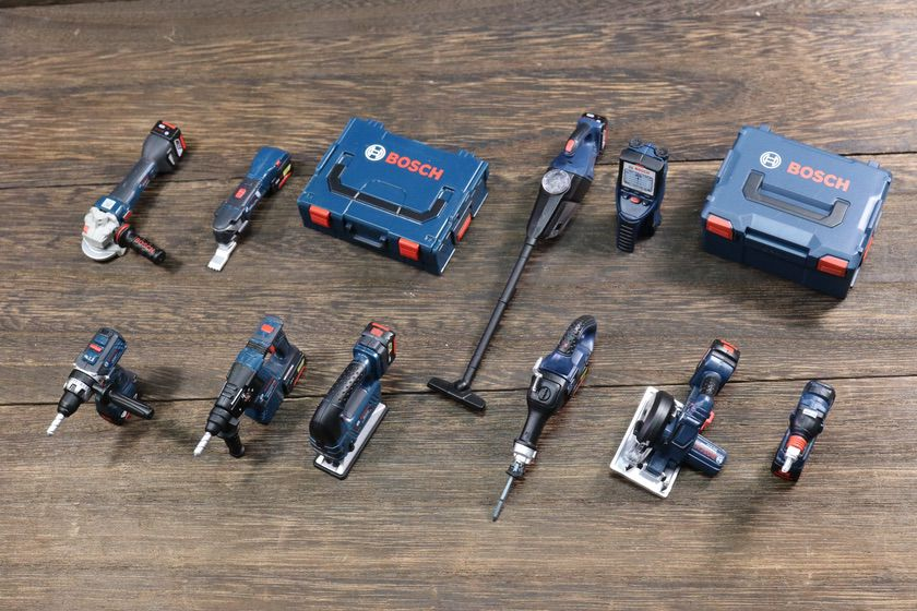 BOSCH MINIATURE COLLECTION 2( ボッシュ ミニチュアコレクション 2 ) PROtection Series(プロテクションシリーズ)第1弾と第2弾