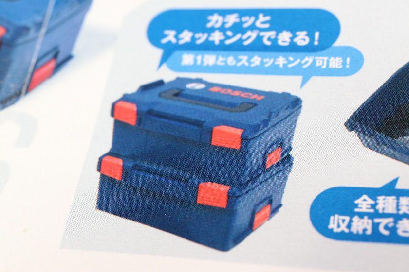 L-BOXX 238Nのスタッキング