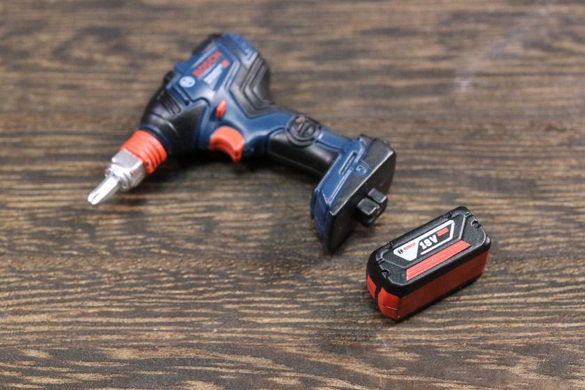 GDX 18V-200C3 コードレスインパクトドライバーのバッテリー