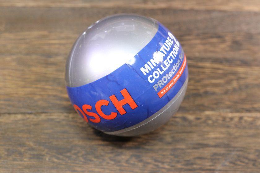 BOSCH MINIATURE COLLECTION 2( ボッシュ ミニチュアコレクション 2 ) PROtection Series(プロテクションシリーズ)のカプセル