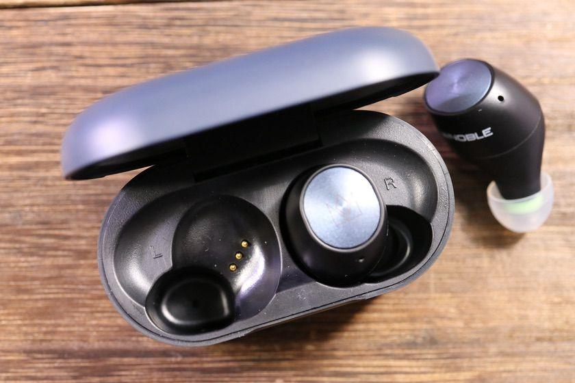 Noble Audio FALCON イヤーピース(イヤーチップ)とケースへの収納