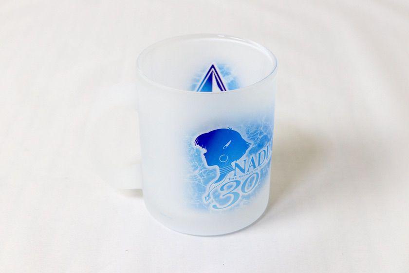 ふしぎの海のナディア展 フロスト加工マグカップ