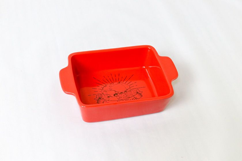 ふしぎの海のナディア展 グラタンのグラタン皿